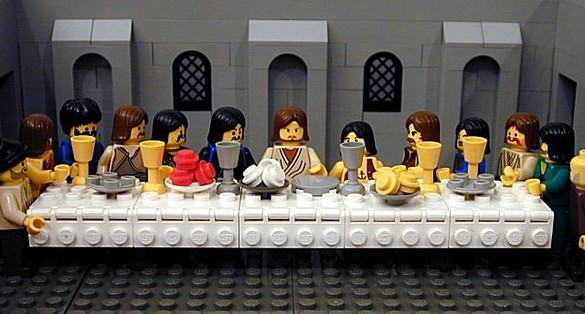 last-supper-lego
