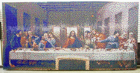 rubik-cube-last-supper
