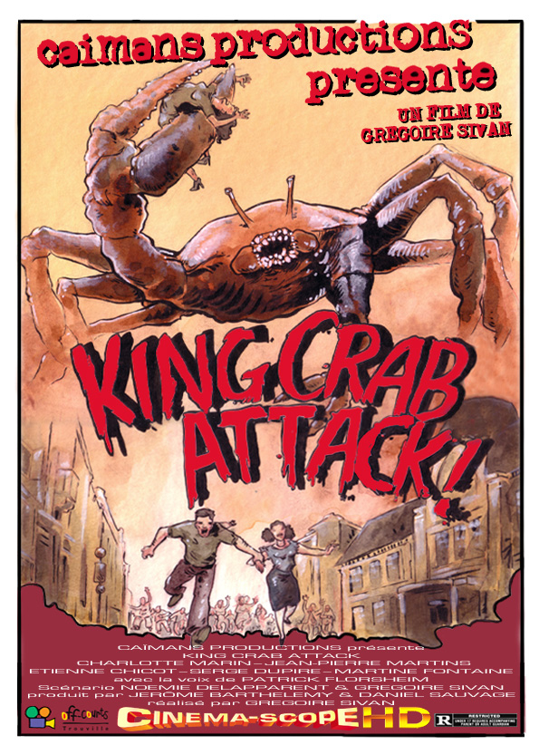 affiche-king-crab-attack-print