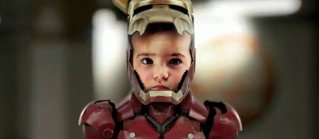 iron_baby__iron_man_parody