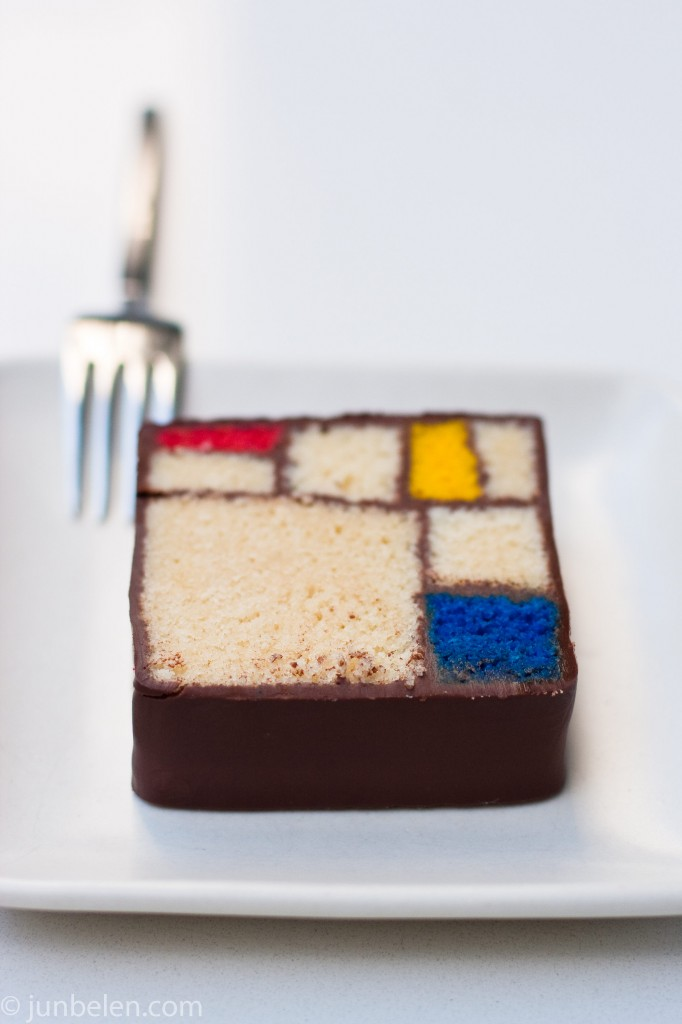 Mondrian is a piece of cake
