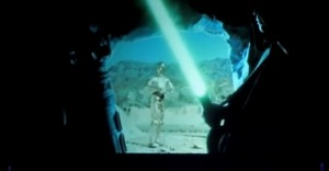 Return of the Jedi : Missing Lightsaber Scene - Web in a Page