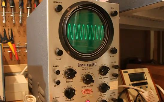 oscilloscope gotye somebody i used to know old school computer
